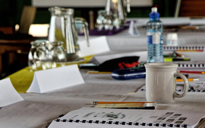 Udlejning af kursuslokaler ved Knabstrup Hallen