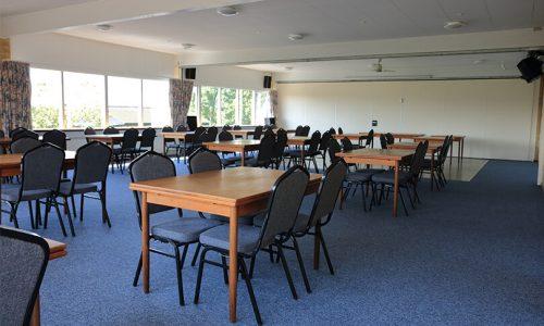 Udlejning af selskabslokaler ved Knabstrup Hallen