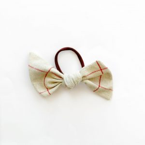 Hairtie // Red Check
