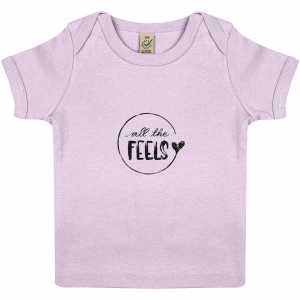 All the Feels Baby Tee