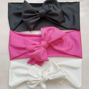 Party Knot Headband // Swim Bow