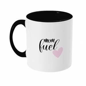 Two Toned Mom Fuel Mug (R)