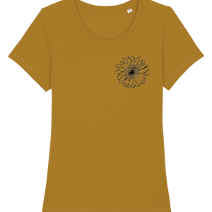Sunflower Mom Tee