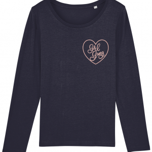 Girl Gang Long-sleeve Tee