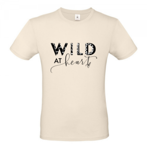 Mom T-Shirt // Wild at Heart