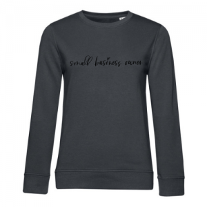 Mom Sweatshirt // Small Business Owner