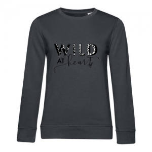 Mom Sweatshirt // Wild at Heart