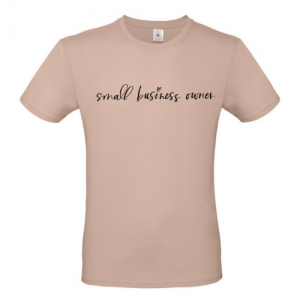 Mom T-Shirt // Small Business Owner