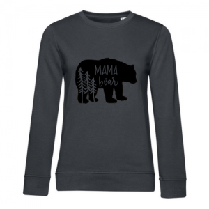 Mom Sweatshirt // Mama Bear
