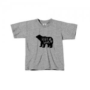Kids T-Shirt // Baby Bear