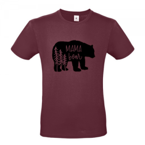 Mom T-Shirt // Mama Bear