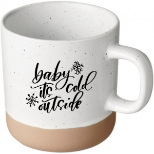 Ceramic Mug // Baby it's Cold Outside