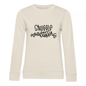 Mom Sweatshirt // Snuggle Weather