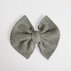 Party Knot // Soft Grey