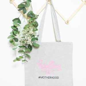 Mom Tote // Handling It