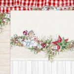 This Christmas 03 - Double-sided scrapbooking paper - Lemoncraft