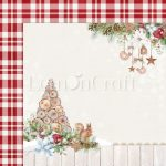 This Christmas 05 - Double-sided scrapbooking paper - Lemoncraft