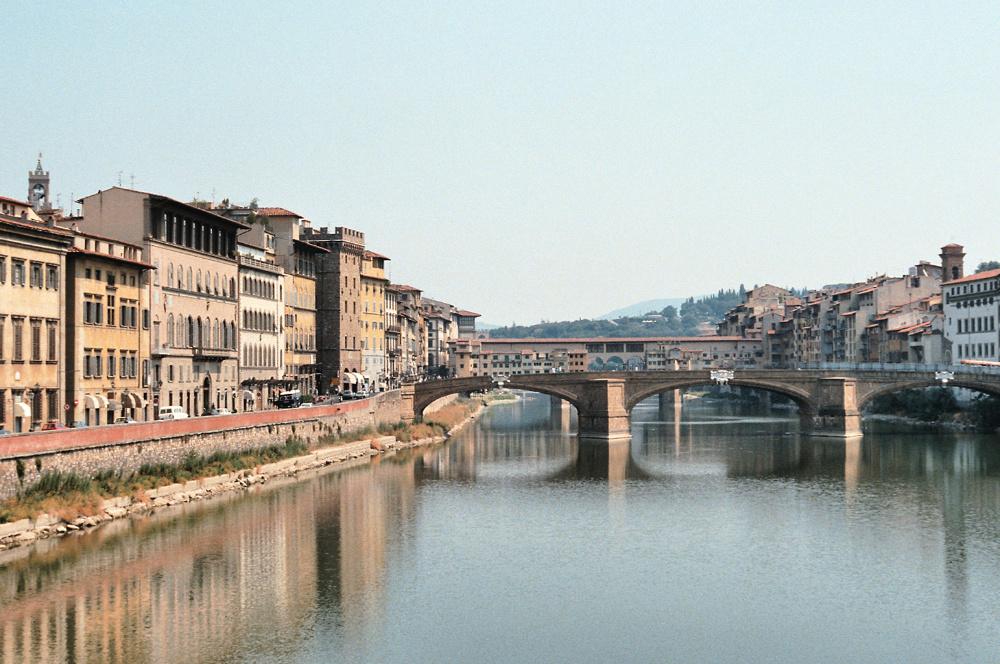 Ponte Amerigo Vespucci in Florence
