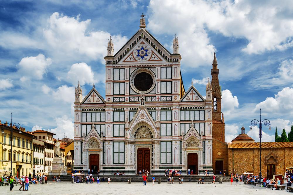 Piazza Santa Croce, Florence (Firenze)