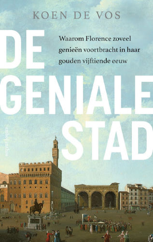 Cover The City of Genius (The geniale stad)