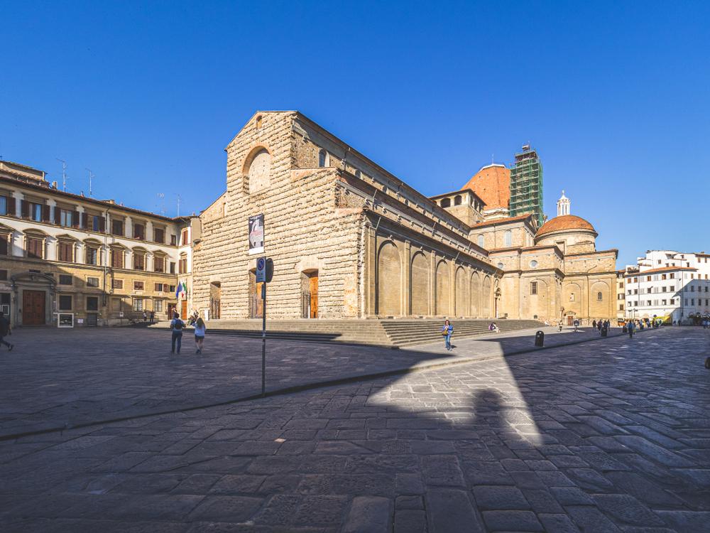 San Lorenzo Basilica, Florence (Firenze)