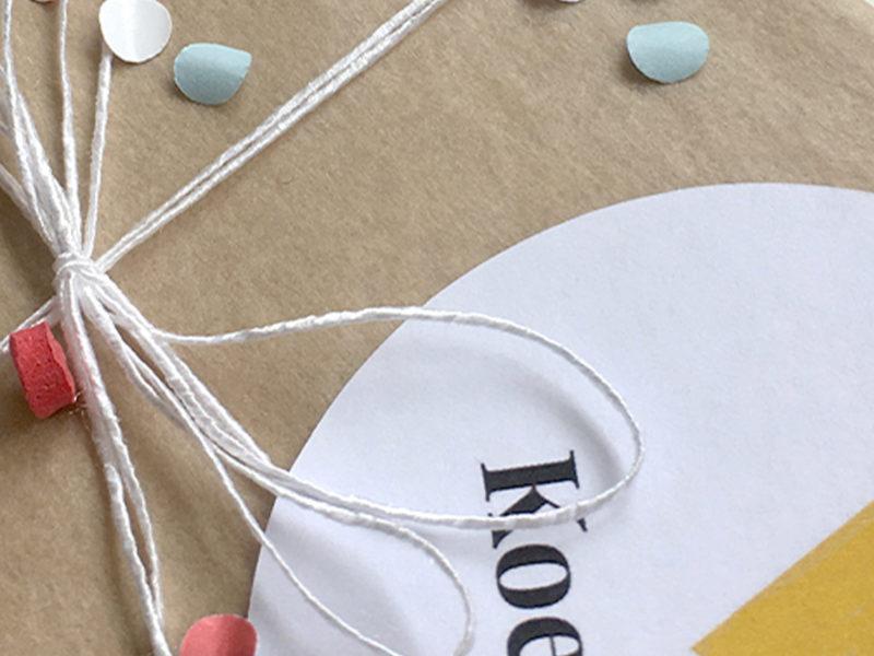 blog 5 persoonlijke cadeaus voor een vriendin Studio Koester Booster