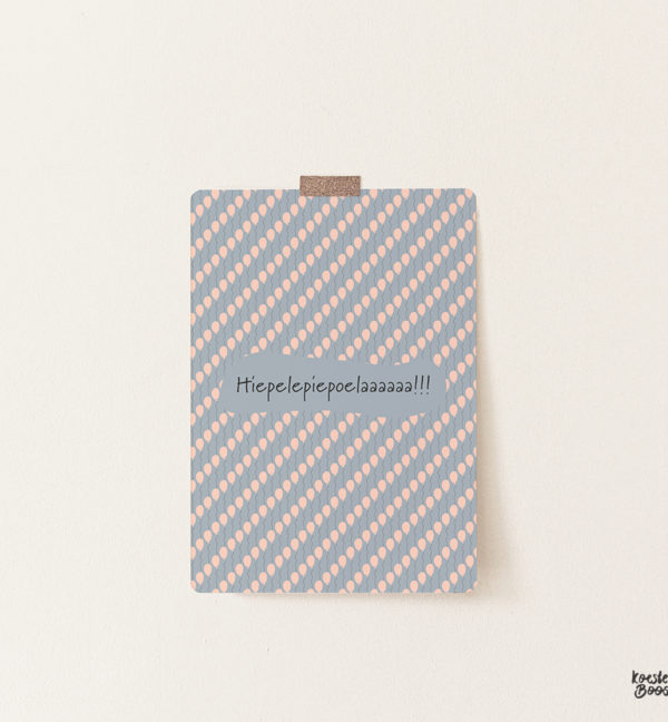 Wil je een originele kaart sturen? Voor een bijzondere gelegenheid of gewoon zomaar? Deze mooie kaarten zijn geïllustreerd en ontworpen op basis van uitspraken van kinderen. Ook leuk om op te hangen!