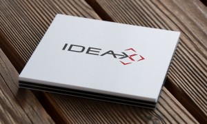Ideax logotype by Kogit Design