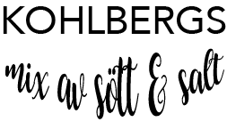 Kohlbergs Logotyp
