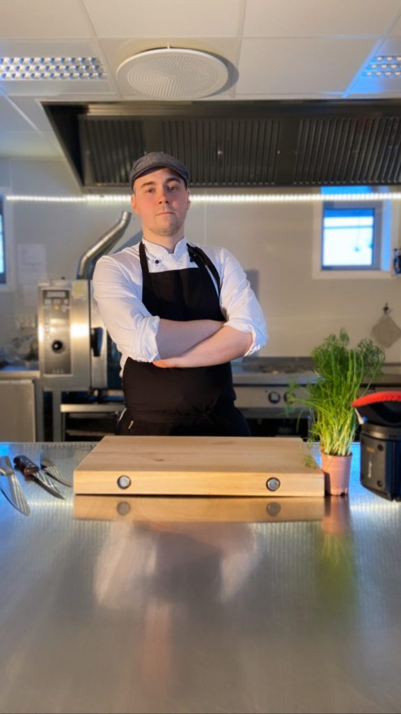 Kokk hjem - Av Kokken Frank