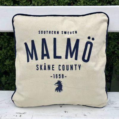 Malmökudde för alla som har Malmö i sitt hjärta finns på Kokkolit på Limhamn.