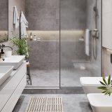 Kan en badrumsrenovering i Stockholm
