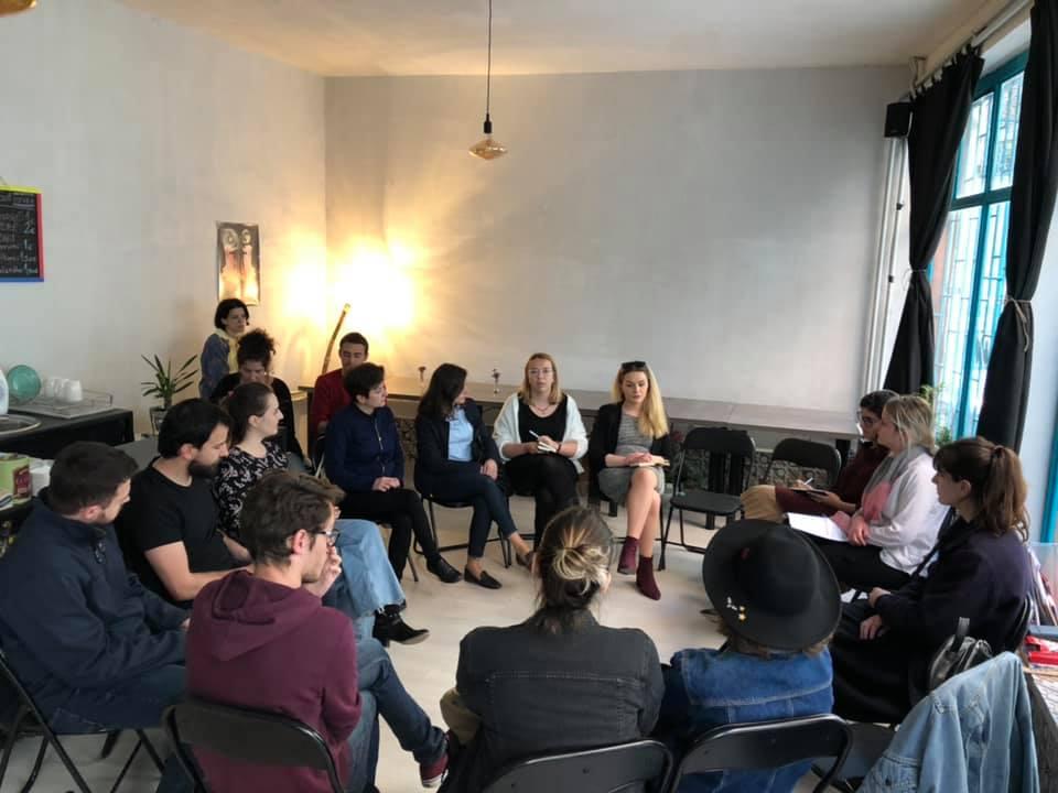 Diskutim: Dhuna seksuale si mjet për dominim gjinor - 24.04.2019