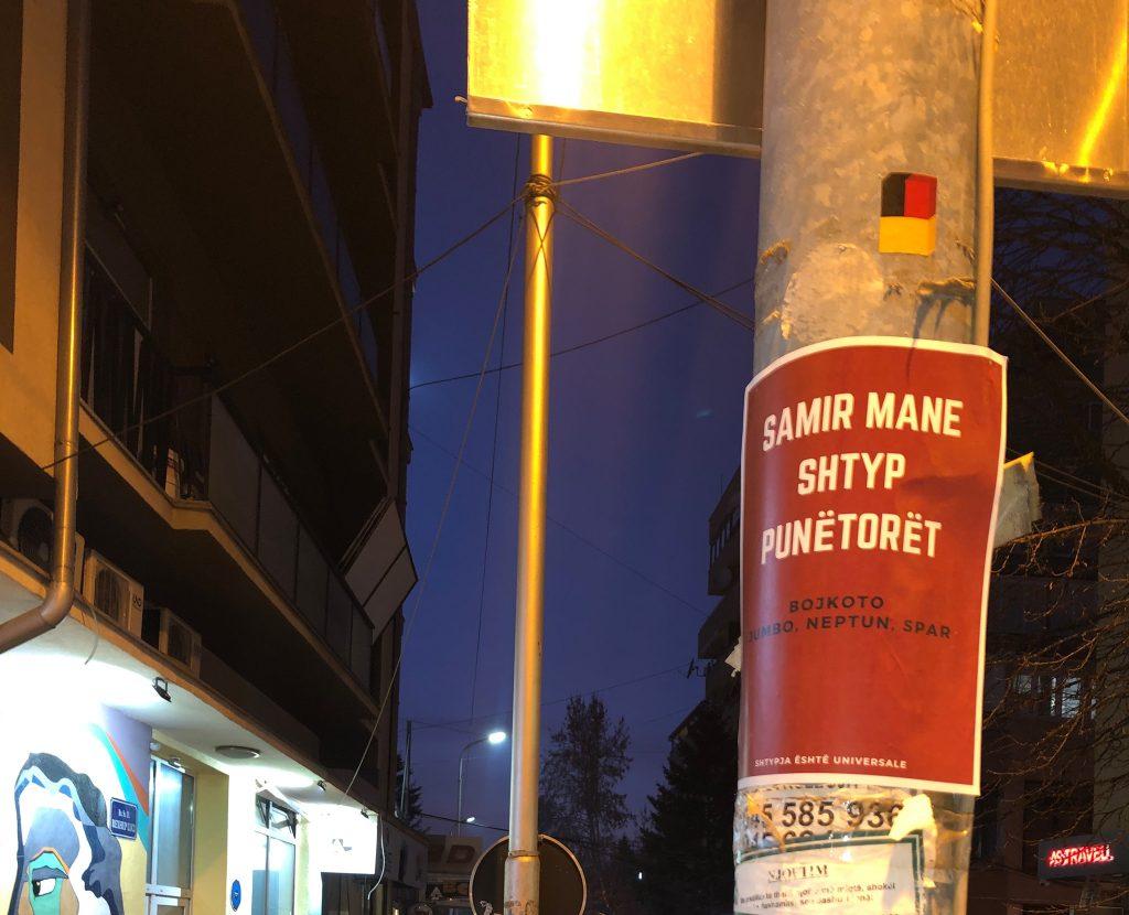 Aksion: Në solidaritet me minatorët e Bulqizës - 22 janar 2020