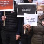 Protestë: Seksistët jashtë UP-së