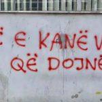 Aksion në Mitrovicë: Kundër dhunës ndaj grave