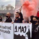 Protestë: Punëtore e punëtorë të bashkuar kundër shtypjes