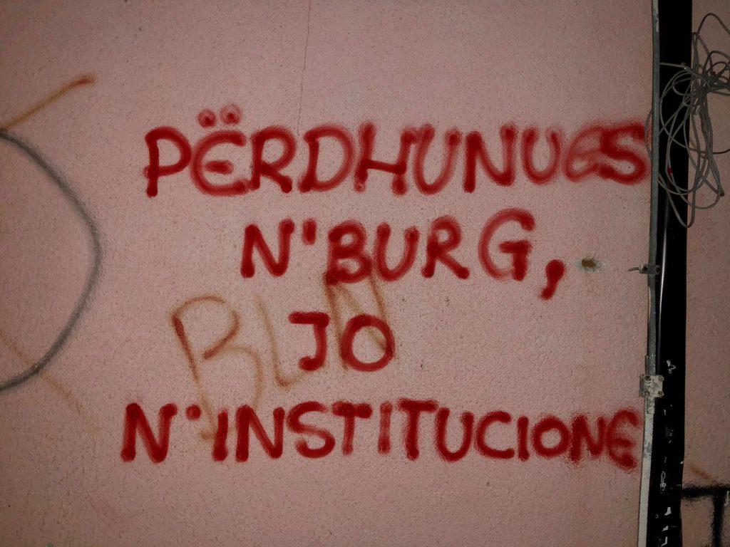 Aksion në Lipjan: Kundër shtypjes së vajzave dhe grave