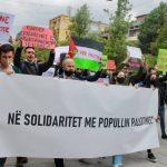 Marsh: Në solidaritet me popullin palestinez