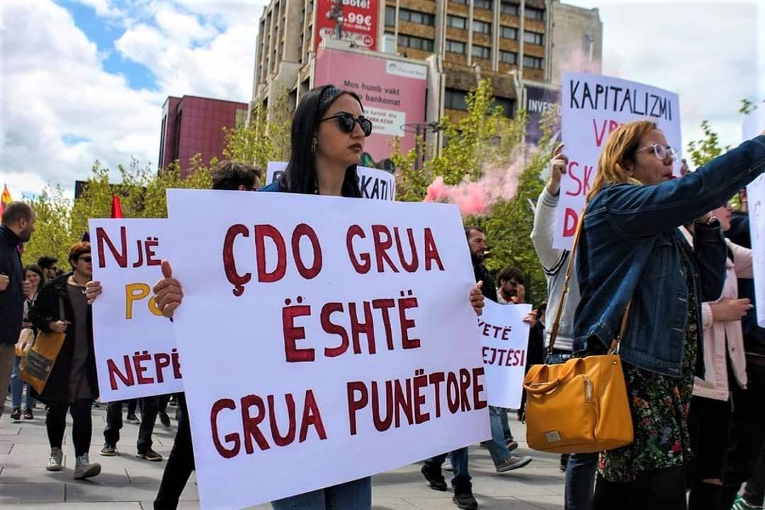 Protestë për 1 Maj 2019