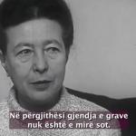 Simone de Beauvoir mbi gjendjen e grave