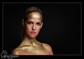 Tamara - Portretfotografie - Door: Ellen Reus - Wolves fotografie