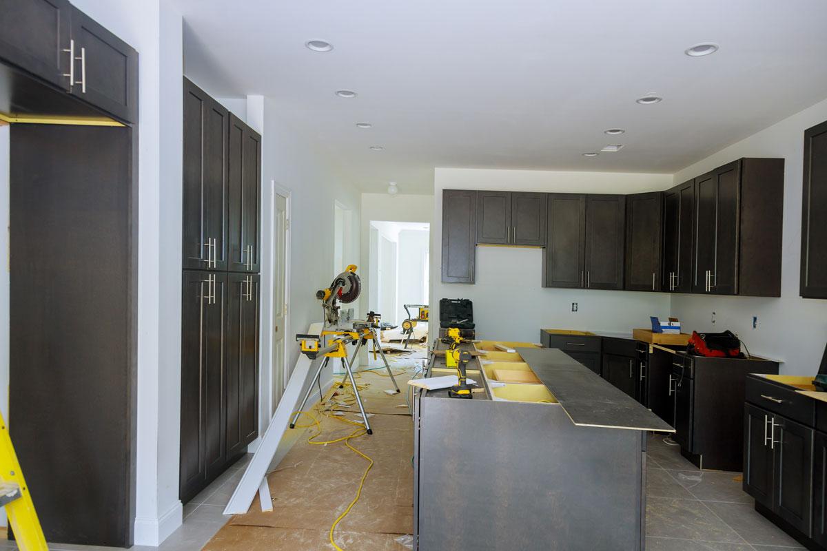 Kök bygg och renovering