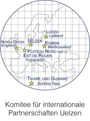 Komitee für internationale Partnerschaften Uelzen