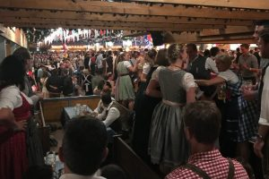 Event - Incentive Ford Trophy Wiesn - kommunikationssalon