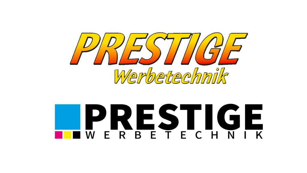 Logo & CD PRESTIGE WERBETECHNIK