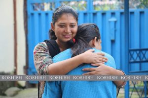 Read more about the article Fate can wait /Ex-beneficiary becomes KOSHISH staff