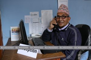 Read more about the article Keshar at koshish