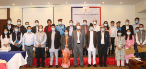 Read more about the article A consultation workshop conducted for suicide prevention in Gandaki Province