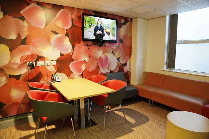interior designers for medical and hospital areas